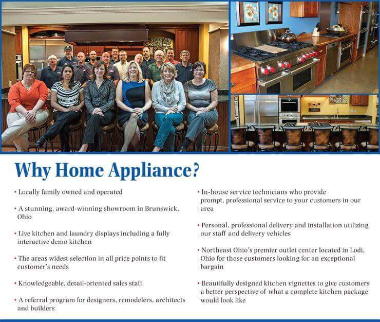 Why Home Appliance?